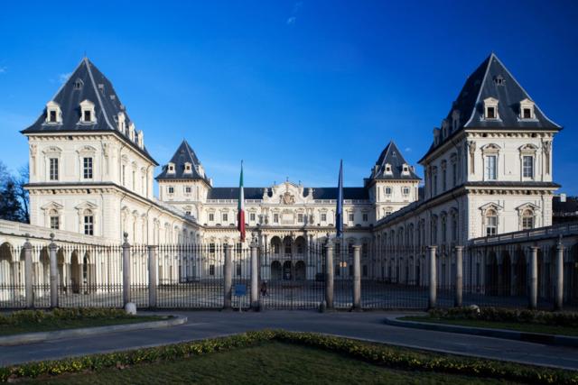 Torino - Il castello del Valentino