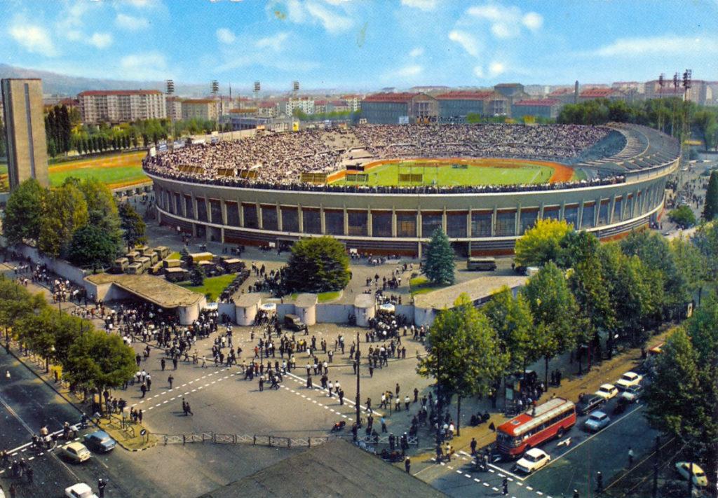 stadio comunale di Yorino