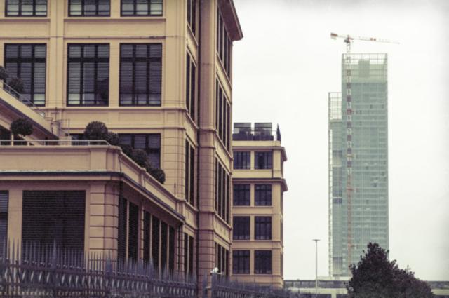 torino lingotto e grattacielo della regione
