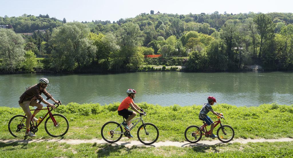 Ciclismo per i più giovani a Torino