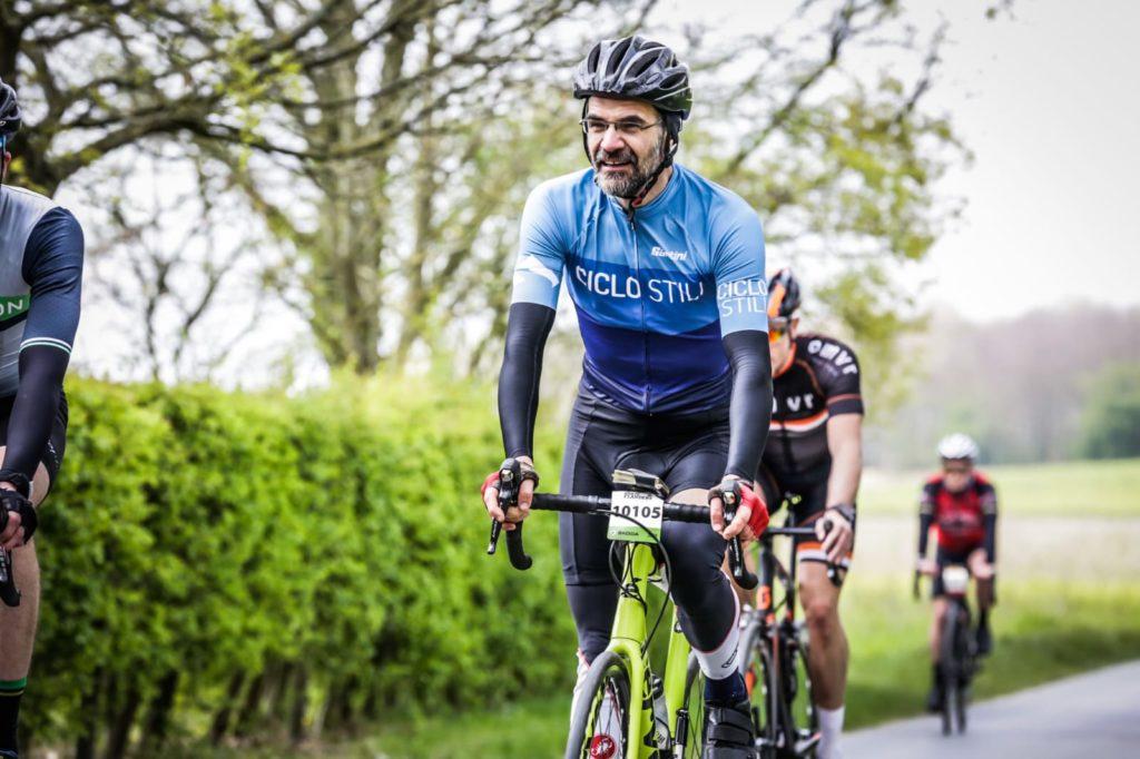 Al Giro delle Fiandre amatori coi Ciclostili, Aprile 2019
