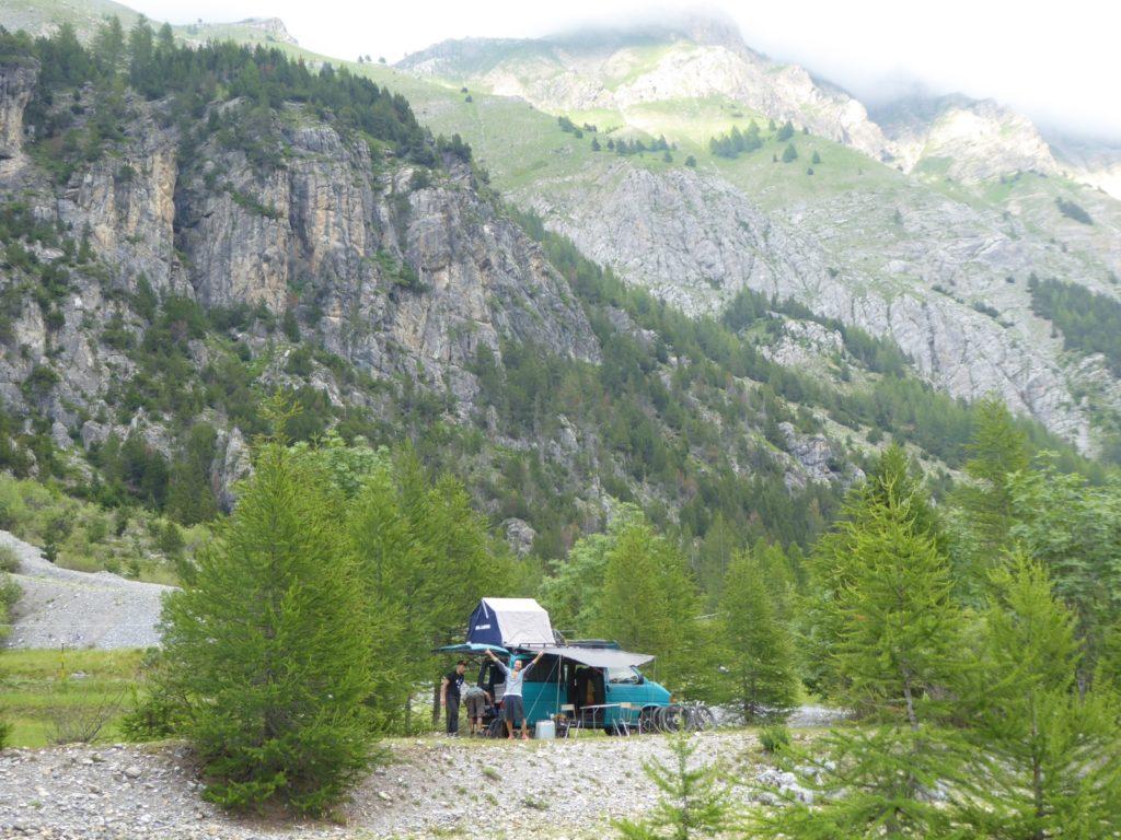 Campeggio in valmaira - Valentina Marsaglia
